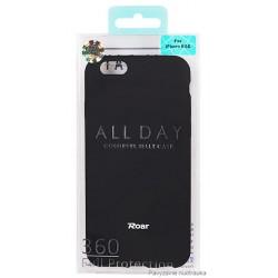 """Juodas silikoninis dėklas Mercury Goospery """"Jelly Case"""" LG G5 telefonui"""