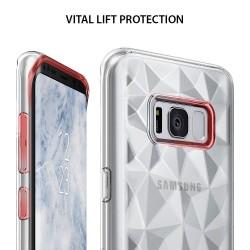 Skaidrus plonas 0,3mm silikoninis dėklas Samsung Galaxy J7 2016 telefonui