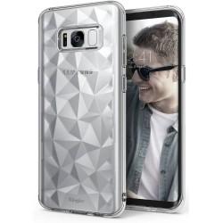 """Skaidrus dėklas Samsung Galaxy S8 Plus G955 telefonui """"Ringke Prism Air"""""""