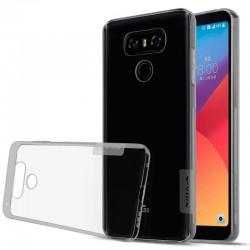 """Skaidrus silikoninis dėklas LG G6 telefonui """"Nillkin Nature"""""""