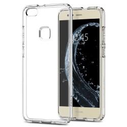 "Skaidrus dėklas Huawei P10 Lite telefonui ""Spigen Liquid Crystal"""