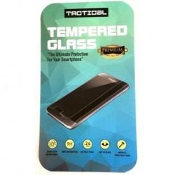 """Stiklo apsauga 0,24mm - lenktas auksinės spalvos grūdintas stiklas """"Tempered Glass"""" Samsung Galaxy S8 G950 telefonui """"Tactical"""""""