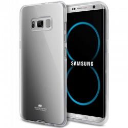 """Skaidrus silikoninis dėklas Samsung Galaxy S8 Plus telefonui """"Mercury Goospery Pearl Jelly Case"""""""