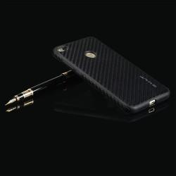 """Auksinės spalvos silikoninis dėklas Sony Xperia E5 telefonui """"Glossy"""""""