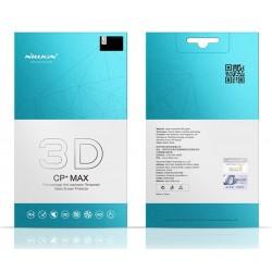 """Lenktas juodas apsauginis grūdintas stiklas Samsung Galaxy S8 Plus telefonui """"Nillkin 3D CP+ Max"""""""