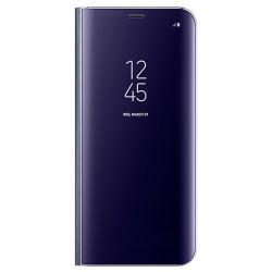 "Originalus violetinis dėklas ""Clear View Standing Cover"" Samsung Galaxy S8 Plus telefonui ef-zg955cve"