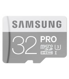 Atminties kortelė MicroSD Samsung PRO 32GB su adapteriu SDHC Class 10 mb-mg32ea/eu