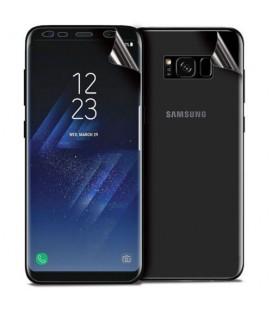 Apsauginė ekrano ir nugarėlės plėvelės Samsung Galaxy S8 G950 telefonui (Visam ekranui ir nugarėlei)