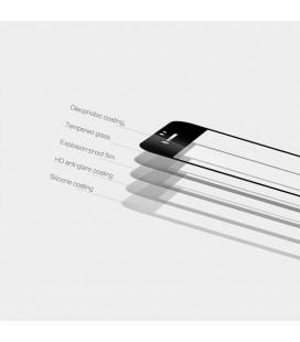 """Oranžinis silikoninis dėklas Samsung Galaxy A5 2016 telefonui """"Liquid Heart"""""""