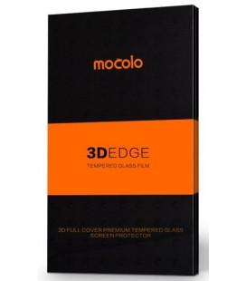 """Juodas 3D apsauginis grūdintas stiklas Samsung Galaxy S8 Plus telefonui """"Mocolo"""""""