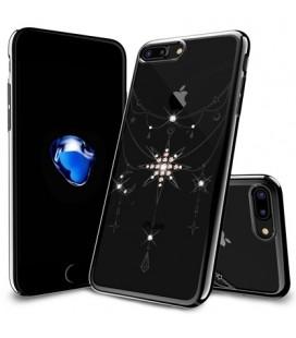 """Dėklas su Swarovski kristalais Apple iPhone 6/6s/7 telefonui """"Stone Crystal Necklace"""""""