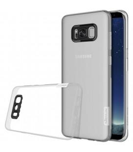 """Skaidrus silikoninis dėklas Samsung Galaxy S8 telefonui """"Nillkin Nature"""""""