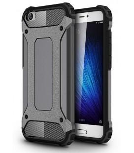 "Pilkas dėklas Samsung Galaxy S7 Edge telefonui ""Spigen Neo Hybrid Crystal"""