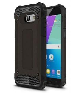 """Auksinės spalvos dėklas Samsung Galaxy S7 Edge telefonui """"Spigen Neo Hybrid Crystal"""""""