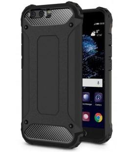 """Juodas dėklas Huawei P10 telefonui """"Tech-Protect Future Armor"""""""