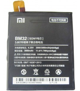Originalus akumuliatorius 3000mAh Li-Ion Xiaomi Remi Mi4 telefonui BM32