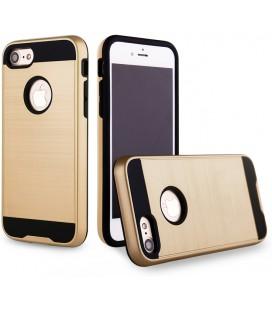 """Auksinės spalvos dėklas Apple iPhone 7 telefonui """"Motomo"""""""