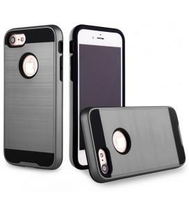 """Pilkas dėklas Apple iPhone 7 telefonui """"Motomo"""""""
