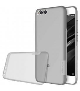 """Pilkas silikoninis dėklas Xiaomi Mi6 telefonui """"Nillkin Nature"""""""