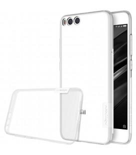 """Skaidrus silikoninis dėklas Xiaomi Mi6 telefonui """"Nillkin Nature"""""""