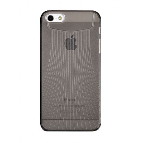 juodas dėklas iPhone 6 telefonui Ultra Slim Vennus