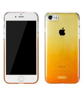 """Geltonas dėklas Apple iPhone 7 telefonui """"Remax Yinsai"""""""