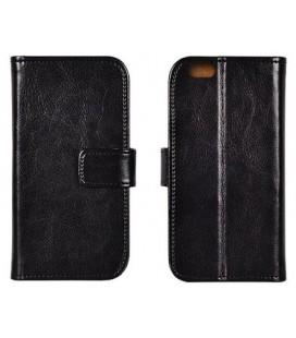"""Odinis juodas atverčiamas klasikinis dėklas Samsung Galaxy Xcover 4 telefonui """"Book Special Case"""""""