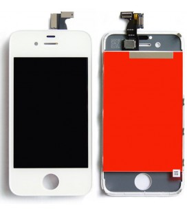Apple iPhone 4s LCD ekranas (baltas) HQ