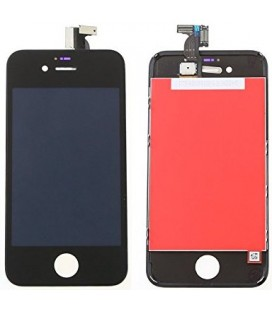 Apple iPhone 4s LCD ekranas (juodas) HQ