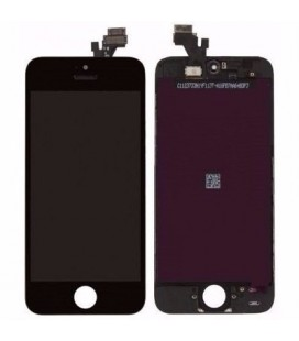 Apple iPhone 5 LCD ekranas (juodas) HQ