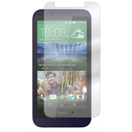 Apsauginis grūdintas stiklas - apsauginė ekrano plėvelė HTC Desire 510 telefonui