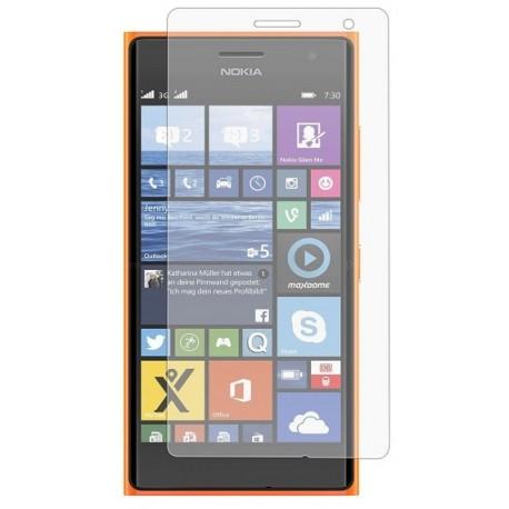 Apsauginis grūdintas stiklas Nokia Lumia 730/735 telefonui