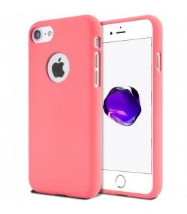 """Rožinis silikoninis dėklas Apple iPhone 7 telefonui """"Mercury Soft Feeling"""""""