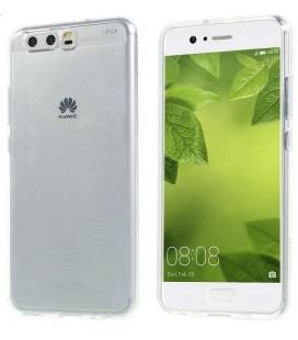 """Skaidrus silikoninis dėklas Huawei P10 telefonui """"Mercury Goospery Pearl Jelly Case"""""""