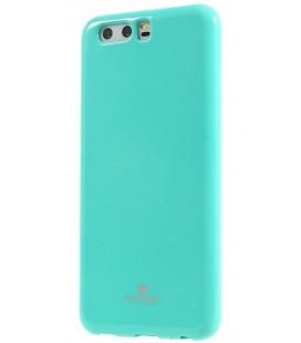 """Mėtos spalvos silikoninis dėklas Huawei P10 telefonui """"Mercury Goospery Pearl Jelly Case"""""""