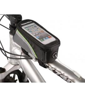 """Universalus žalias dviračio dėklas telefonui - krepšys (L) """"Roswheel"""""""