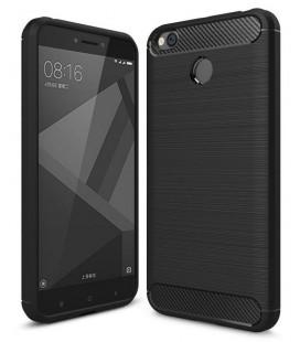 """Juodas dėklas Xiaomi Redmi 4X telefonui """"Tech-Protect"""""""
