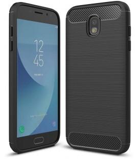 """Juodas dėklas Samsung Galaxy J3 2017 telefonui """"Tech-Protect"""""""