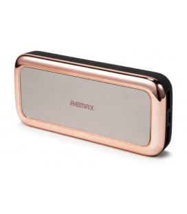 """Auksinės spalvos išorinė baterija 10000mAh PowerBank """"Remax Mirror RPP-36"""""""