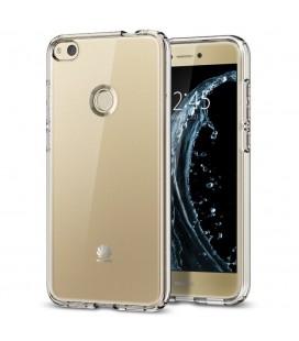 "Skaidrus dėklas Huawei P8/P9 Lite 2017 telefonui ""Spigen Liquid Crystal"""