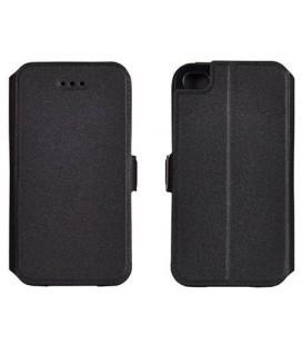 """Juodas dėklas Huawei P9 Lite telefonui """"Stand Case"""""""