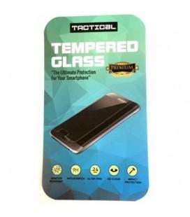 """Lenktas juodas 0,24mm apsauginis grūdintas stiklas Huawei P10 telefonui """"Tactical"""""""