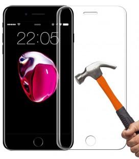 Lenktas skaidrus apsauginis grūdintas stiklas Apple iPhone 7 telefonui