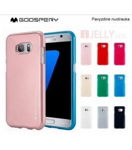"""Originalus sidabrinės spalvos """"Clear Cover"""" Samsung Galaxy S8 Plus G955 dėklas ef-qg955cse"""