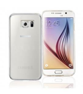 """Skaidrus dėklas Mercury Goospery """"Jelly Case"""" Samsung Galaxy S6 G920 telefonui"""