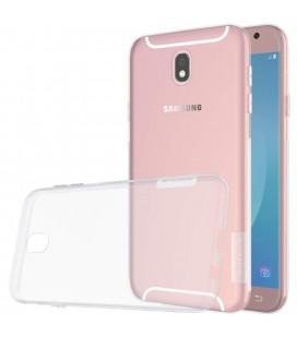 """Skaidrus silikoninis dėklas Samsung Galaxy J5 2017 telefonui """"Nillkin Nature"""""""