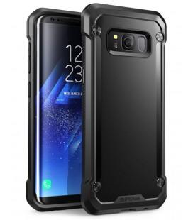 """Juodas dėklas Samsung Galaxy S8 telefonui """"Supcase Unicorn Hybrid"""""""
