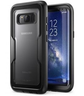"""Juodas dėklas Samsung Galaxy S8 Plus telefonui """"Supcase I-Blason Armorbox"""""""