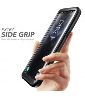 """Skaidrus silikoninis dėklas LG G6 telefonui """"Fitty Double"""""""