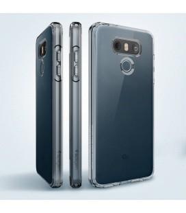 """Skaidrus silikoninis dėklas Huawei P10 Lite telefonui """"Kisswill"""""""